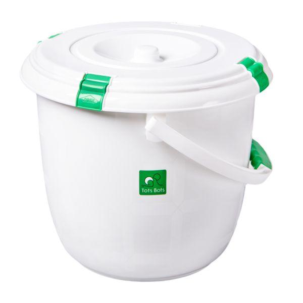 TotsBots - Windeleimer (Schnappverschluss) - 16 Liter