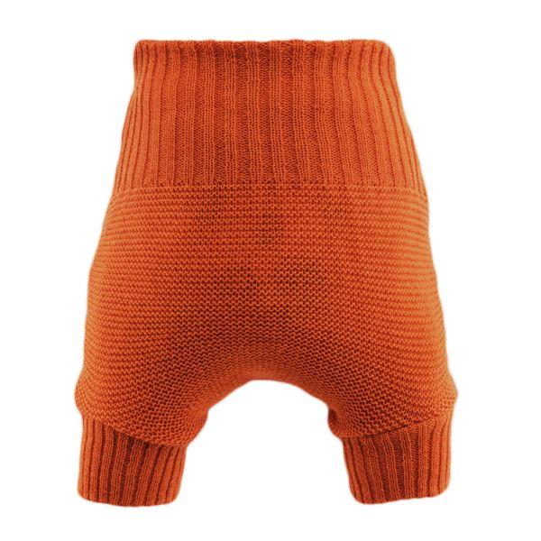 Disana - Wollüberhose (doppelt gestrickt) - Orange