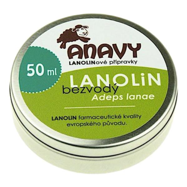 Anavy - reines Wollfett - Wollwachs (Lanolin) zur Imprägnierung