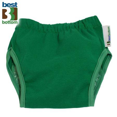 Best Bottom - Trainers (Baumwolle) - Grün