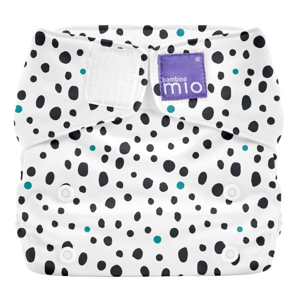 Bambino Mio - MioSolo (All-in-One) One Size Windel - Dalmatian Dots