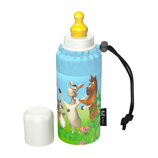 Emil - Babyflasche (250ml) - Komplettset - Farm