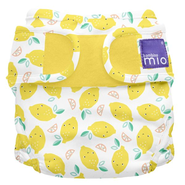 Bambino Mio - MioSoft Überhosen (MioDuo) - Lemon Drop