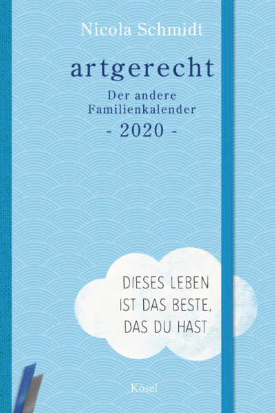 artgerecht - Der andere Familienkalender 2020 (Kösel) - Nicola Schmidt