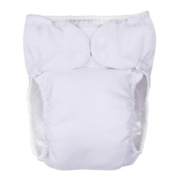 BumGenius XXXL-Pocketwindel - BIGGER (32-55 kg) - Bubble (Pastel Lavendelrosa)
