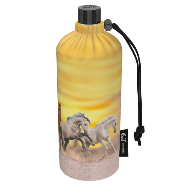 Emil die Flasche (600ml) - Komplettset - Wildpferde