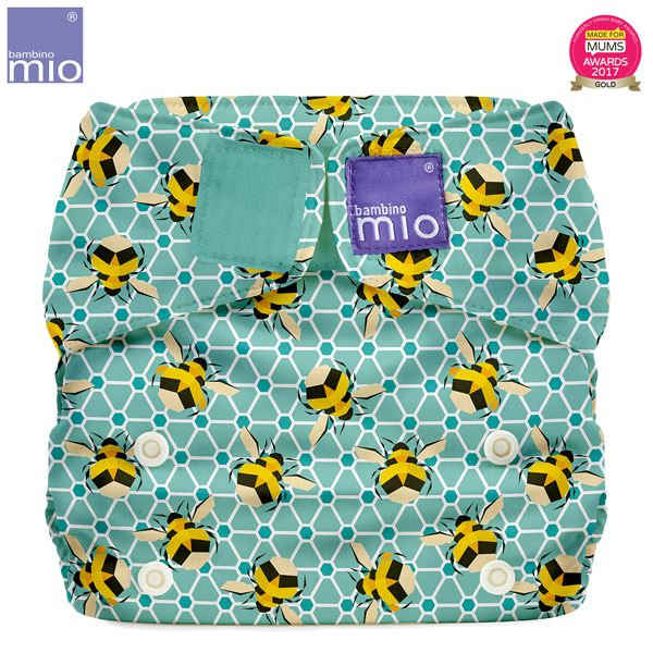 Bambino Mio - MioSolo (All-in-One) One Size Windel - Bumble