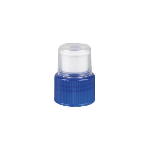Emil Trink-Cap (Sport-Verschluss) Emil die Flasche blau