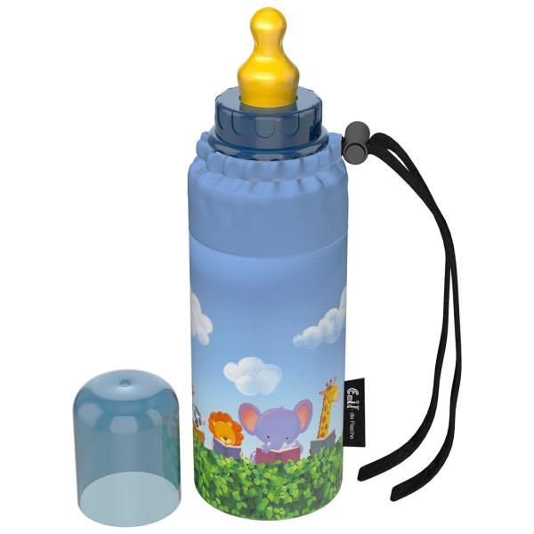 Emil - Babyflasche (250ml) - Komplettset - Lesefreunde
