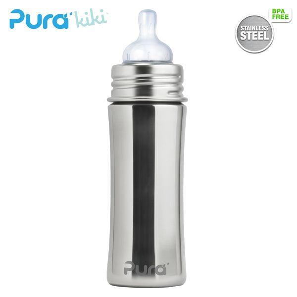 Pura Kiki Trinkflasche - 325ml - Blank
