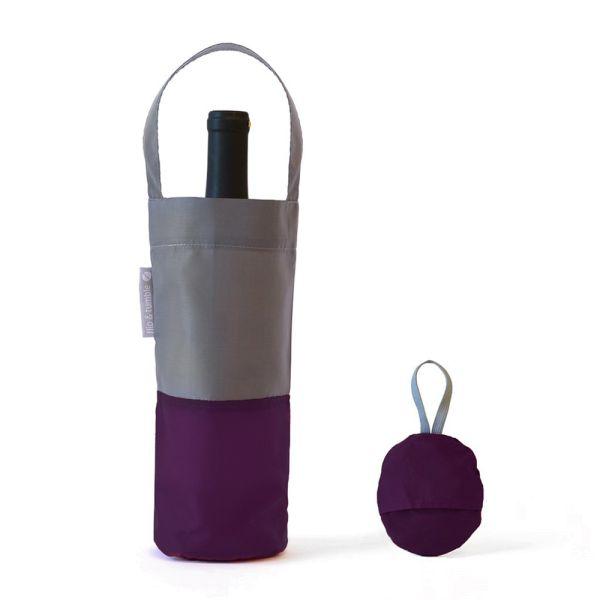 Flip & Tumble - Wine Bag (Weinflaschen Tasche) - Tragetasche