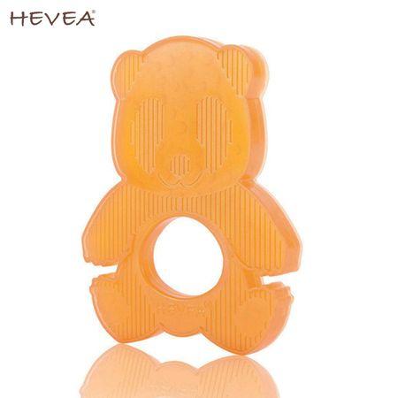 Hevea Panda Beißring - 100% Naturkautschuk