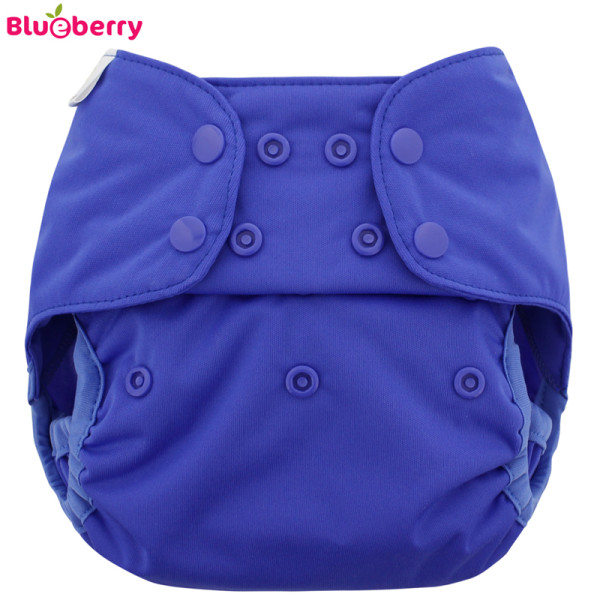 Blueberry - Capri 2.0 Überhose (Prefold) - Blau (Marina)