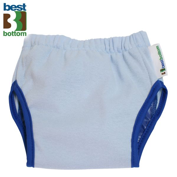 Best Bottom - Trainers (Baumwolle) - Blau