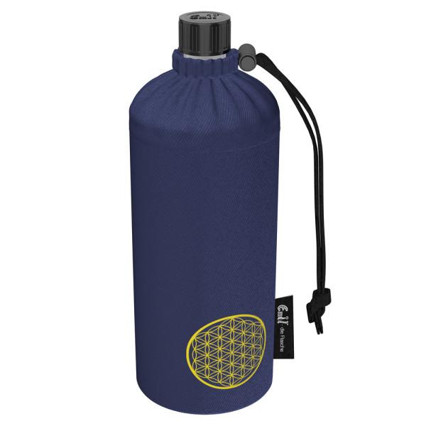 Emil die Flasche (600ml) - Komplettset (Bio-Baumwolle-Überzug) - Energy