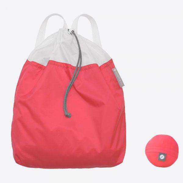 Flip & Tumble - Drawstring Backpack (faltbare Rucksack-Tasche mit Kordelzug)