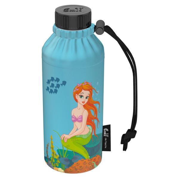 Emil die Flasche (400ml) - Komplettset Weithals - Meerjungfrau