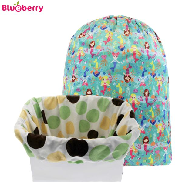 Blueberry - Windelsack (Pail Liner) - L (65x70cm)