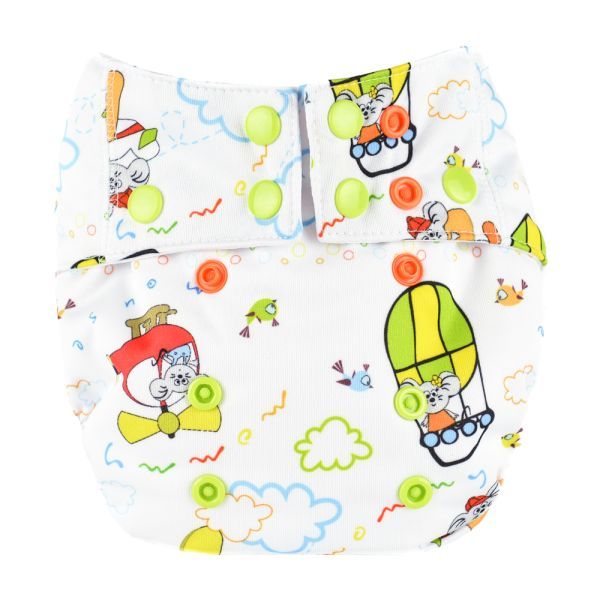 Mommy Mouse - SIO-Überhose (One Size) - Fly