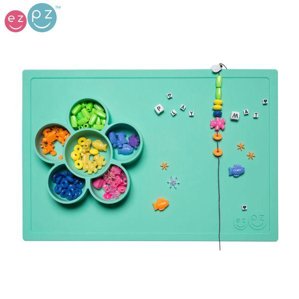 "EZPZ - ""Play Mat"" - 100% Silikon (Rutschfeste Spielmatte)"