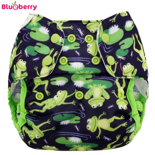 Blueberry Capri 2.0 Überhose - Froggies