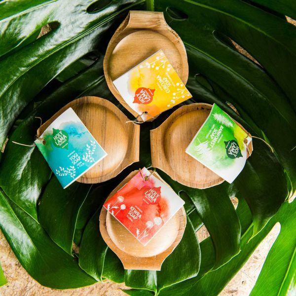 Holy Lama Naturals - Handgemachte Ayurvedische Seifen (100g)