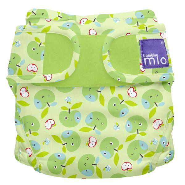 Bambino Mio - MioSoft Überhosen (MioDuo) - Apple Crunch