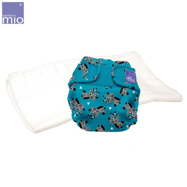 Bambino Mio - MioSoft Überhose & Einlage (Probepackung)