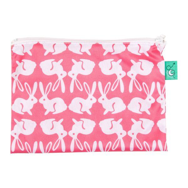 TotsBots - Wipes Bag (Nasstasche für Feuchttücher) - wasserdichter Reißverschluss