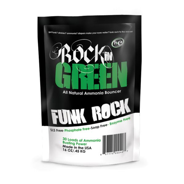 Rockin Green Funk Rock (Sport Funk) Ammoniak Killer 450g