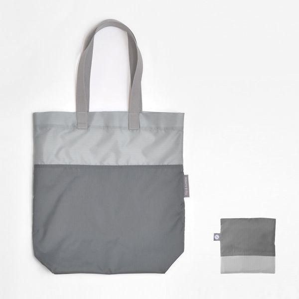 Flip & Tumble - Tote Bag - wiederverwendbare Einkaufstasche (mit integrierter Innentasche)