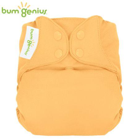 BumGenius Freetime One Size (AIO) - Clementine (Mandarine)