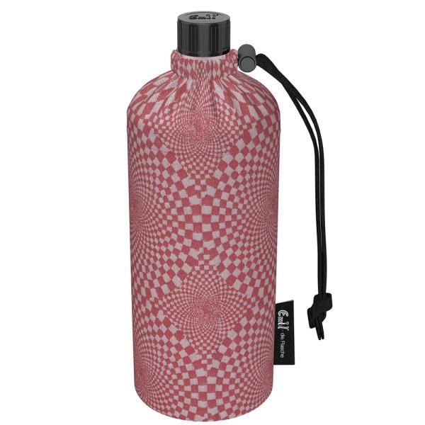 Emil die Flasche (600ml) - Komplettset (Bio-Baumwolle-Überzug) - Napoli