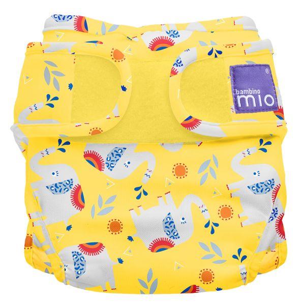 Bambino Mio - MioSoft Überhosen (MioDuo) - Elephant Stomp