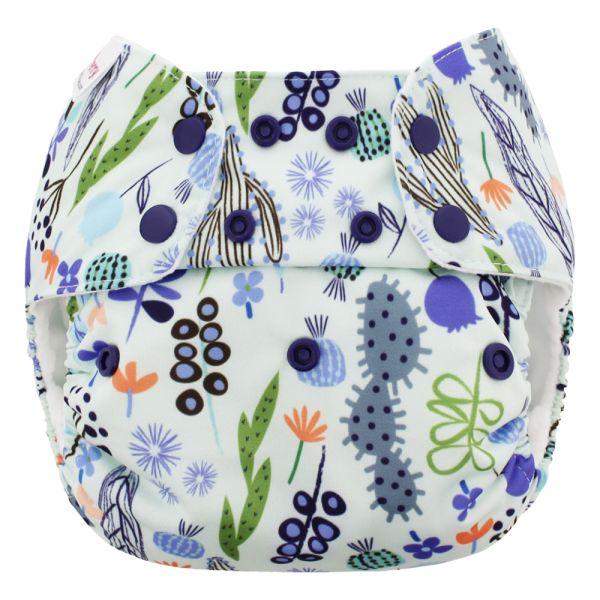 Blueberry Simplex OneSize (AIO) Bio-Baumwolle (GOTS) Sedona