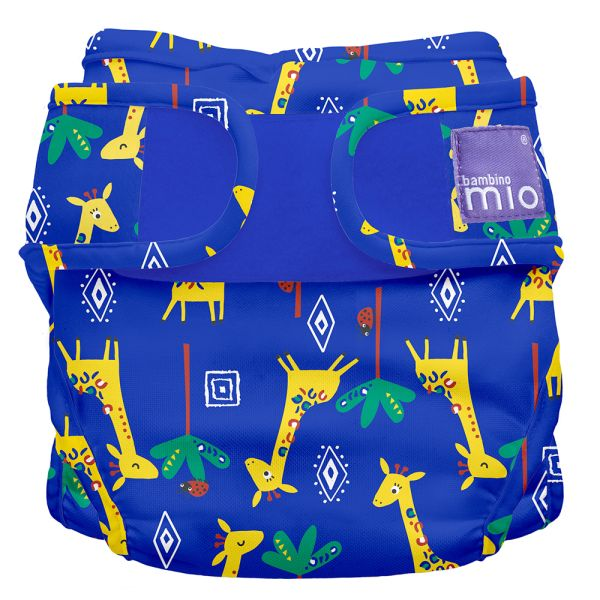 Bambino Mio - MioSoft Überhosen (Cover) - Giraffe Jamboree