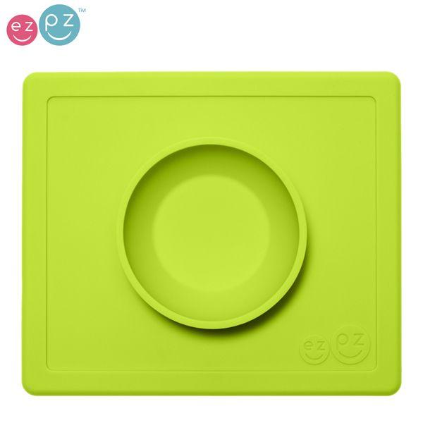 """EZPZ - """"Happy Bowl"""" - 100% Silikon (Rutschfeste Schüssel)"""
