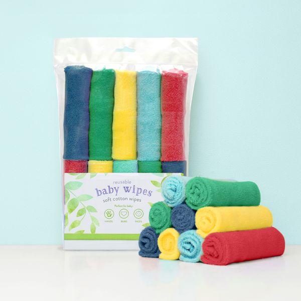 Bambino Mio - Waschlappen & Reinigungstücher (10 Stück)