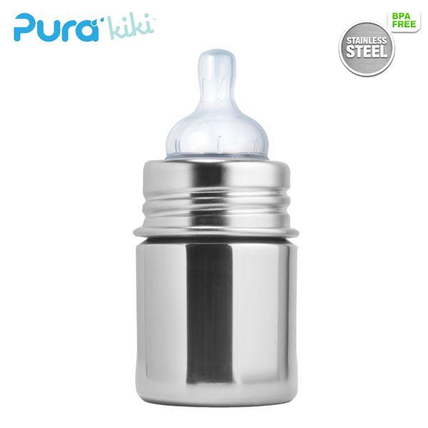 Pura Kiki Trinkflasche - 150ml - Blank