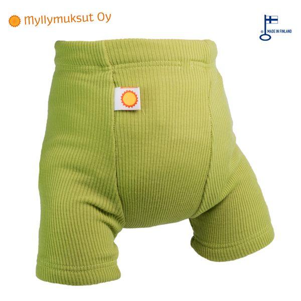 Myllymuksut - Wool Shortie (kurze Wollhose) - 100% Merinowolle