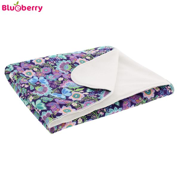 Blueberry Wickelunterlagen / Betteinlage - (90x67cm)