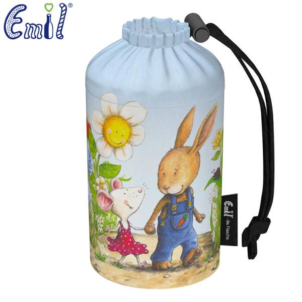 Emil die Flasche - Flaschenbeutel - Ersatzhülle - 300ml