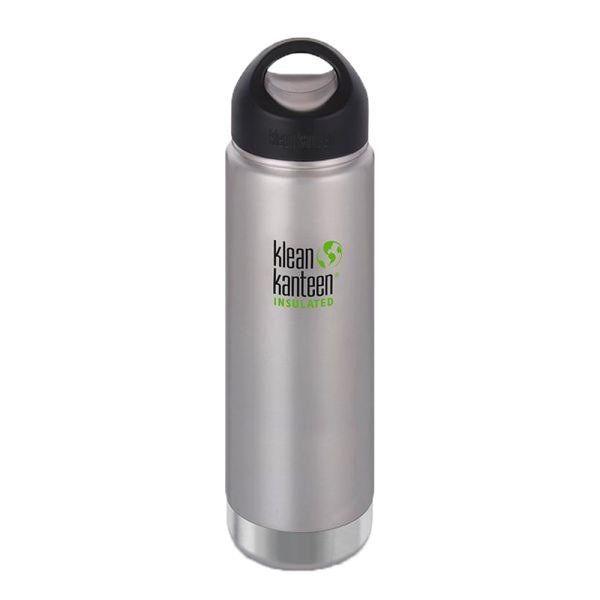 Klean Kanteen - Wide (ISO-Trinkflasche) - Loop Cap - Vakuumisoliert (592 ml)