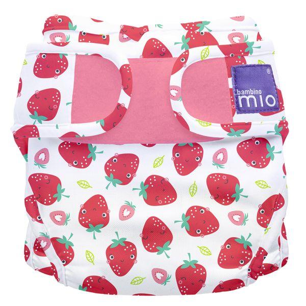 Bambino Mio - MioSoft Überhosen (MioDuo) - Strawberry Cream