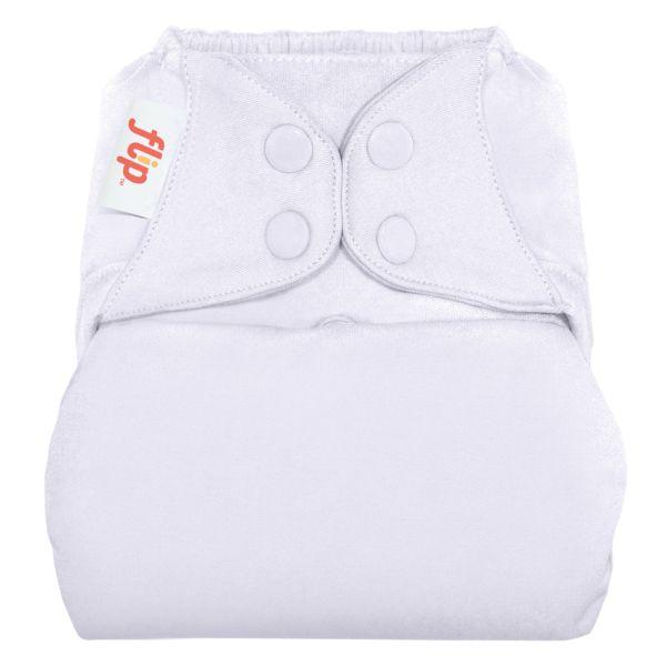 Flip Überhose One Size (Druckies) - Bubble (Pastel Lavendelrosa)