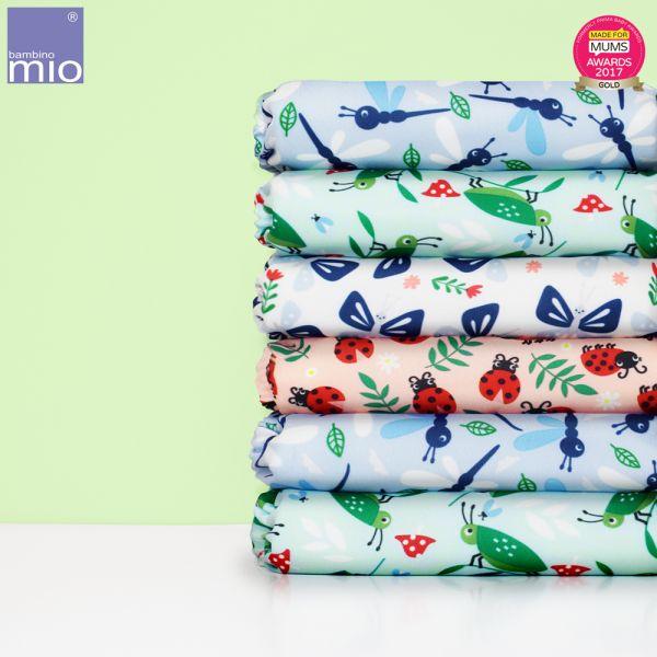 Bambino Mio - faltbare Wickelunterlage & Wickeltischauflage - (60x43 cm)