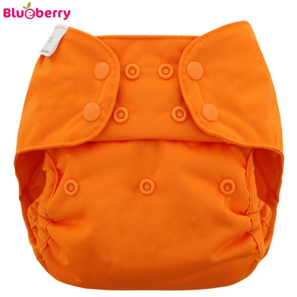 Blueberry - Capri 2.0 Überhose (Prefold) - Orange