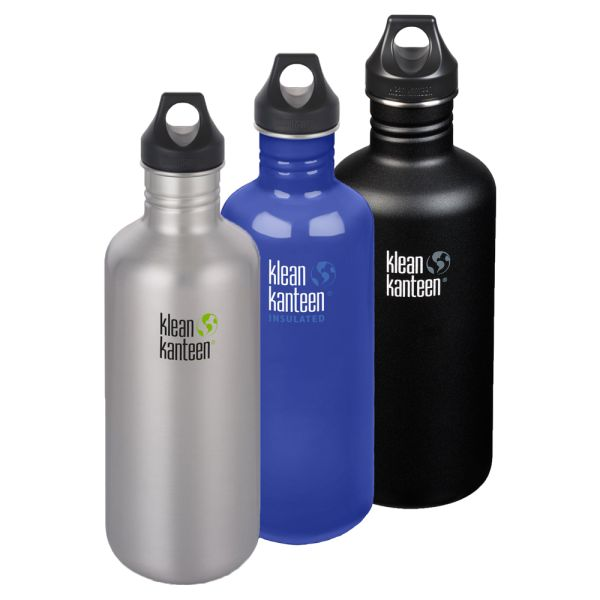 Klean Kanteen - Classic Flasche - Loop Cap (1182ml)