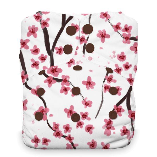 Thirsties - Natural AIO - One Size (4-18 kg) - Sakura