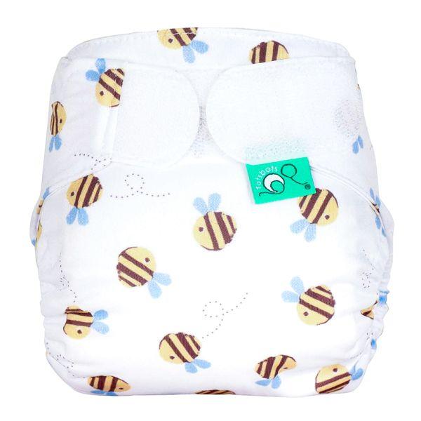 TotsBots - TeenyFit V5 Newborn (2-5 kg) - Buzzy Bee